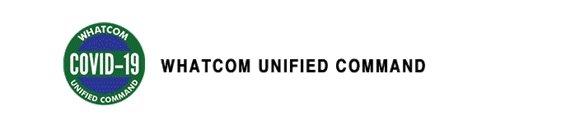 Whatcom Unified Covid-19 header