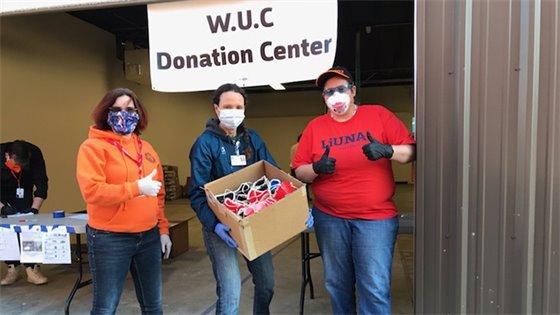 Donations Center
