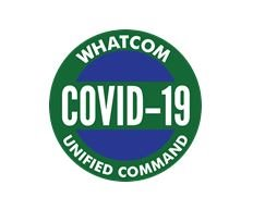 Whatcom Unified Command COVID-19 Logo