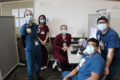 picture of nursing students