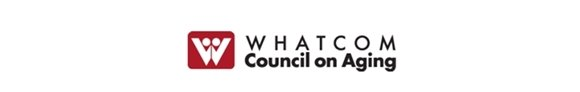 Whatcom Council on Aging logo