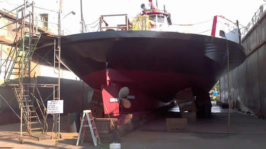 Annual Dry Dock | Whatcom County, WA - Official Website