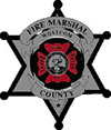 Whatcom County Fire Marshal Badge
