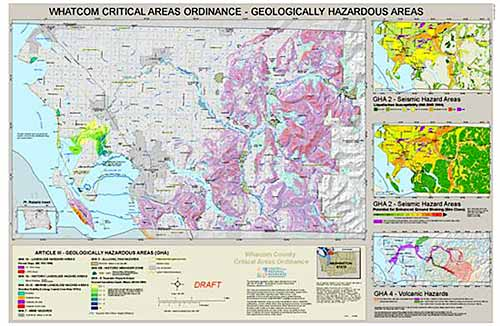 Geologically Hazardous Areas Map