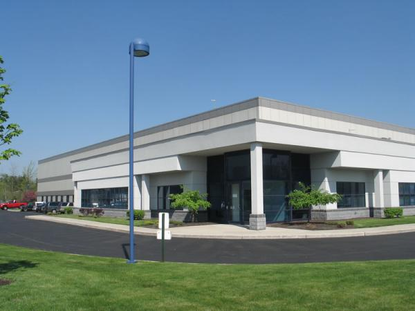 Picture of a commercial building