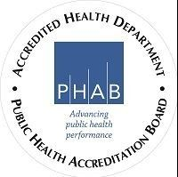Public Health Advisory Board Health Accreditation Seal