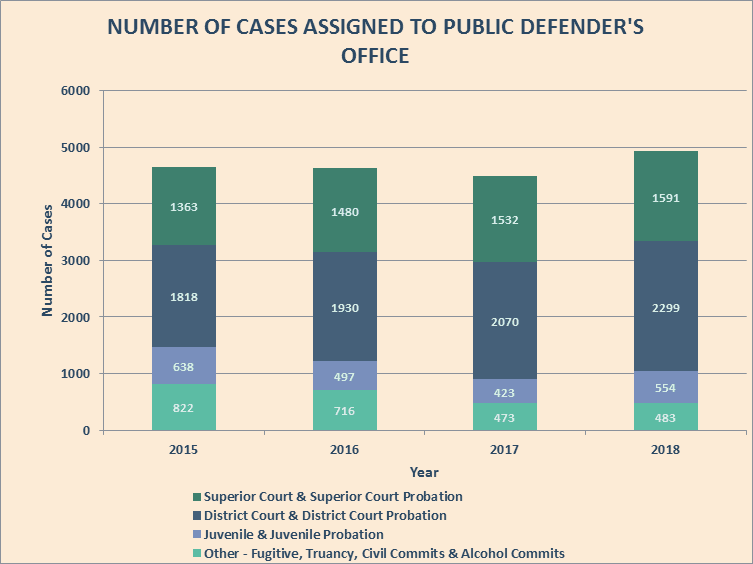 Public Defender Assigned Cases