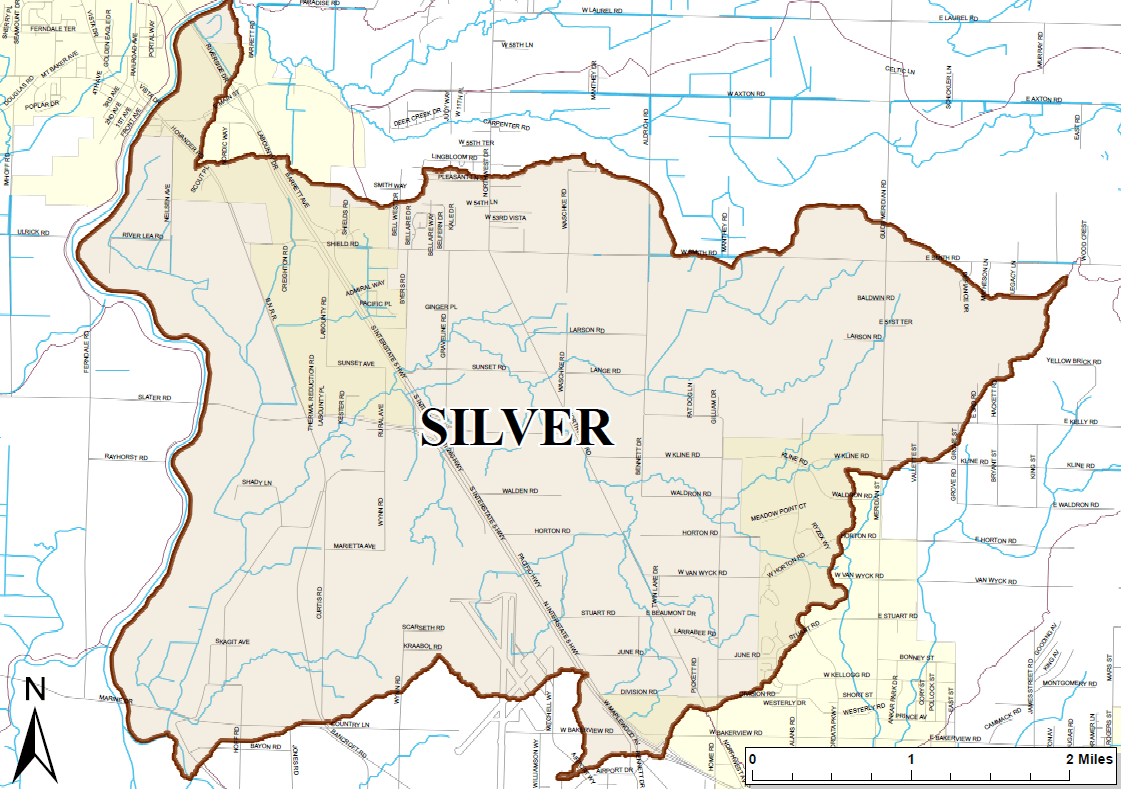 Silver Map