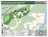 Deming Homestead Eagle Park map icon 160x124