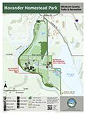 Hovander Homestead Park map icon 124x160