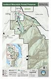 Lookout Mountain Forest Preserve map icon 104x160