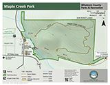 Maple Creek Park map icon 160x124
