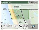 Monument Park map icon 160x124