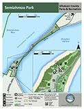 Semiahmoo Park map icon 124x160