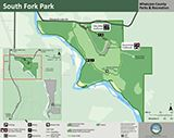 South Fork Park map icon 160x127