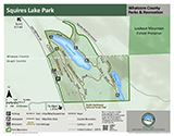 Squires Lake Park map icon 160x125