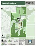 Bay Horizon Park map icon 123x160