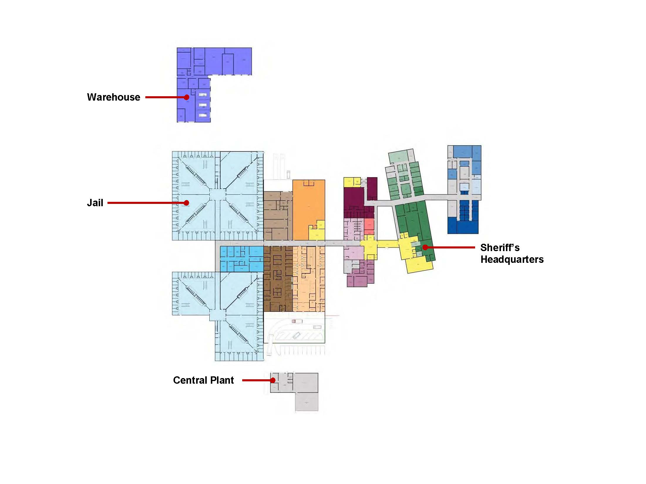 Conceptual Building Layout