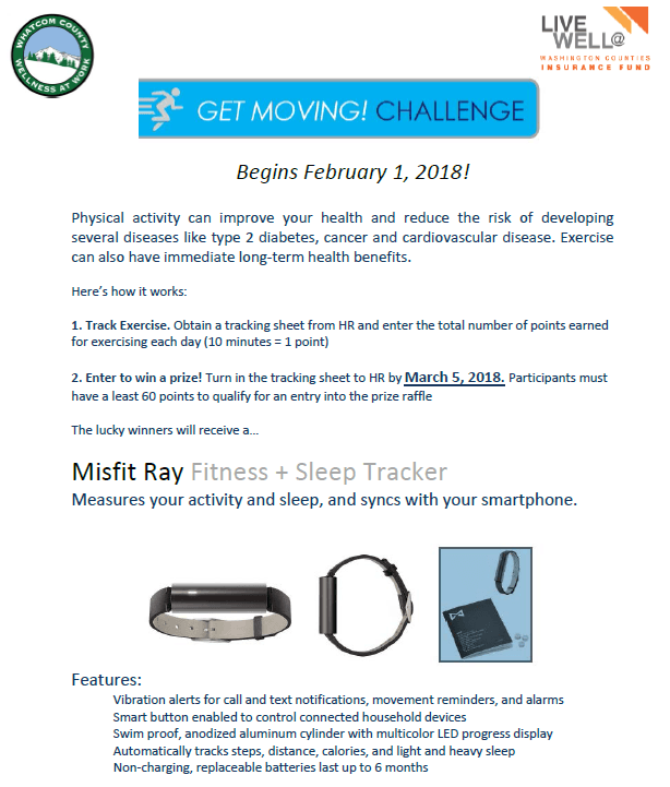 Get Moving Challenge.Flyer