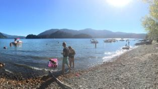 Lake Whatcom Beach