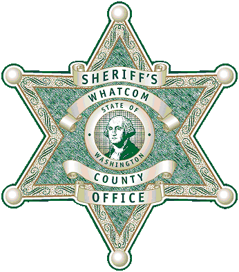 Whatcom County Sheriff's Office Badge