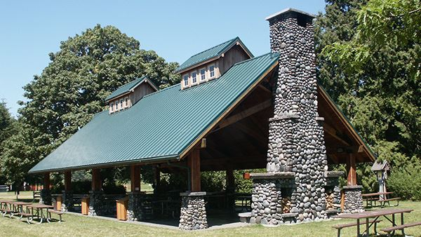 Hovander Group Picnic Shelter Header
