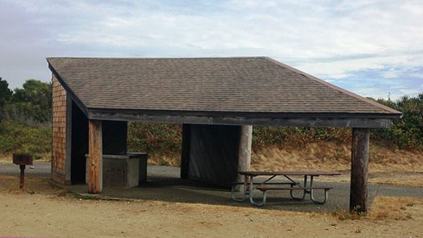 Lighthouse Picnic Shelter Header
