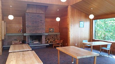 Samish Day Lodge Interior 1