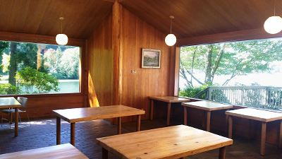Samish Day Lodge Interior 2