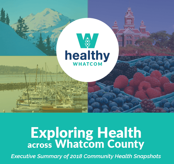 Executive Summary of 2018 Community Health Snapshots, Whatcom County
