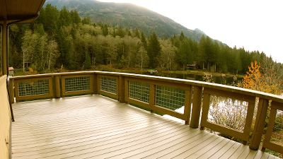Silver Lake Day Lodge Deck