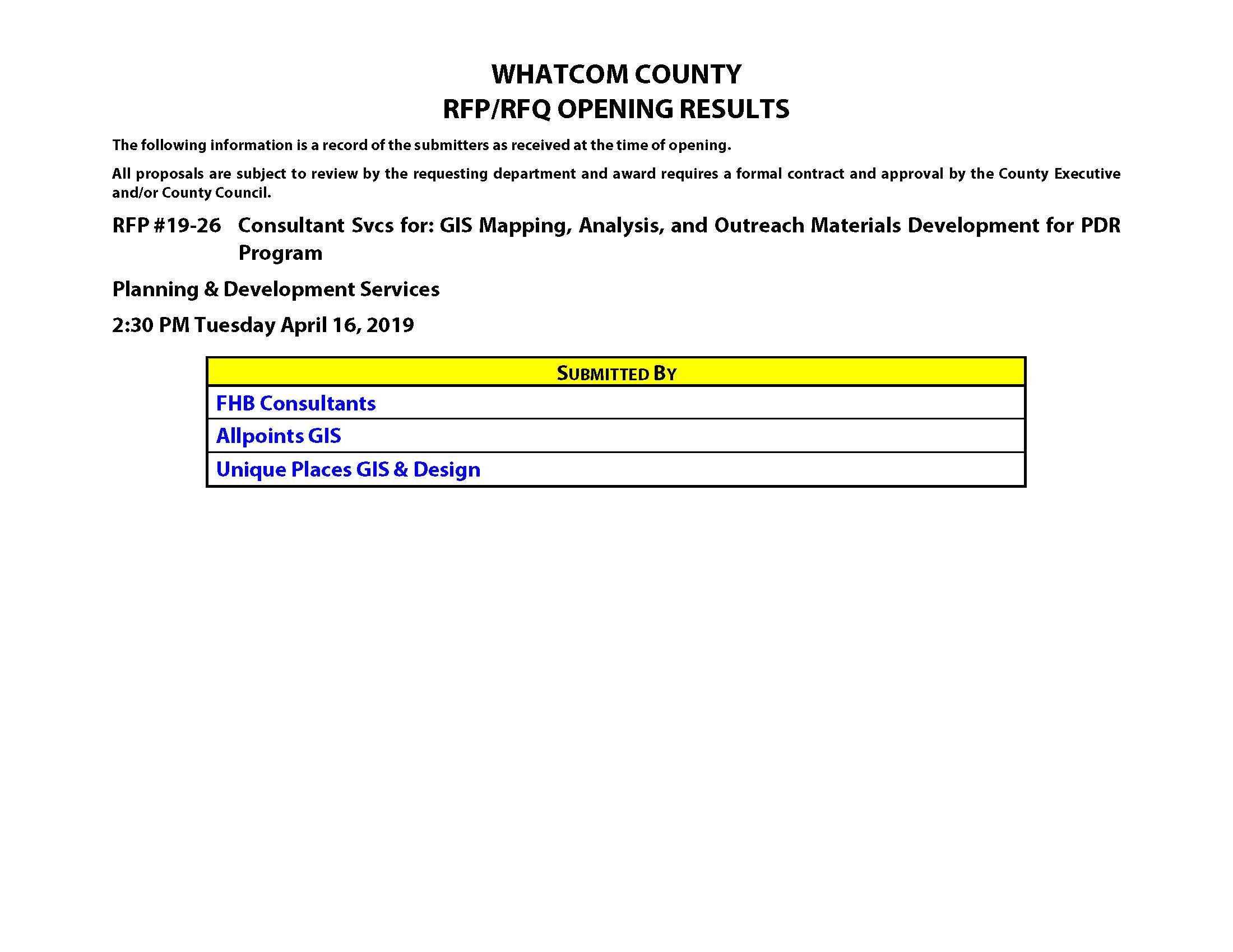 Whatcom County, WA - Official Website