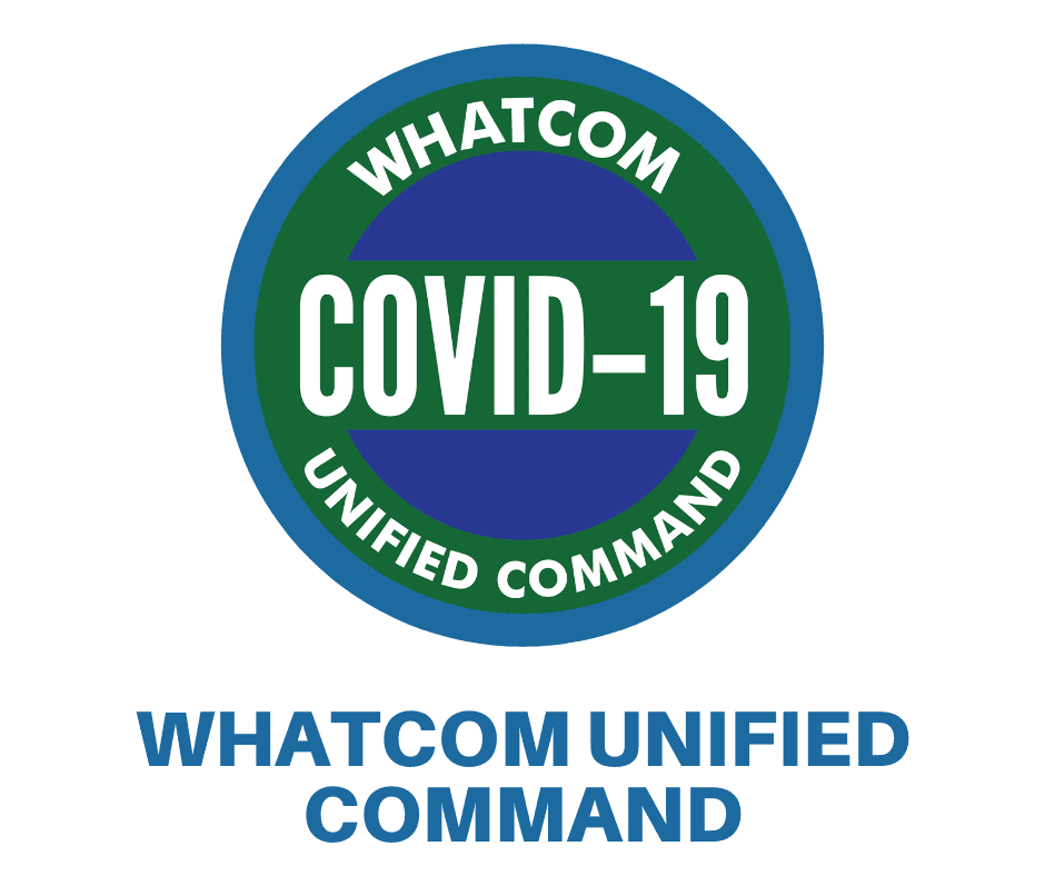 link to the website for whatcom unified command website