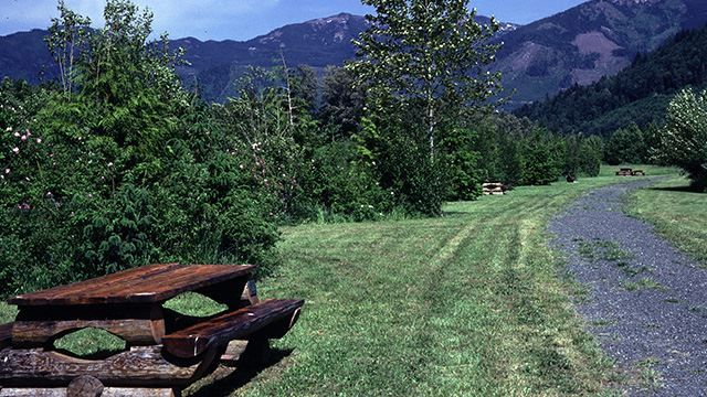 Deming Homestead Picnic Table