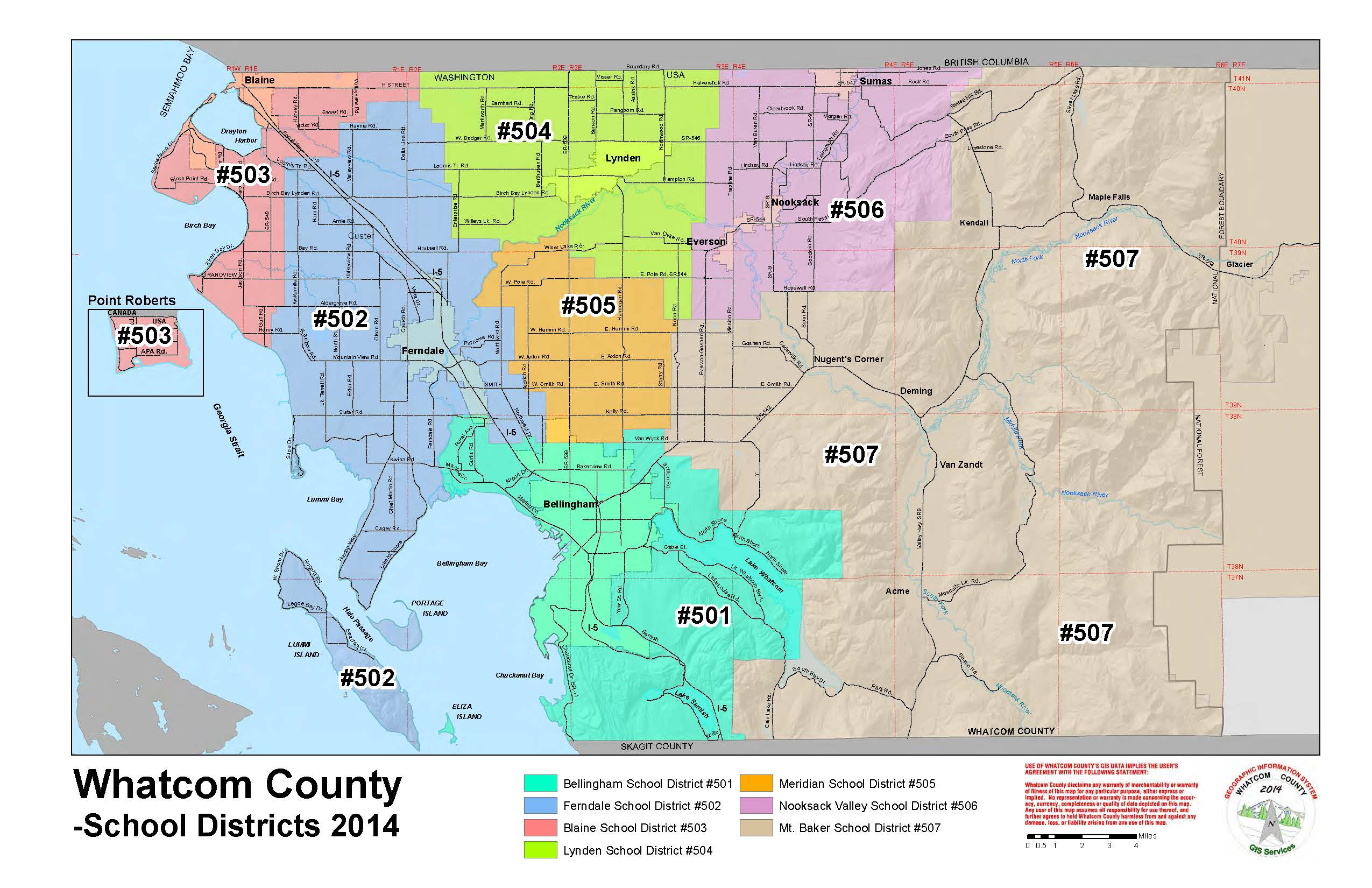 Other Maps | Whatcom County, WA - Official Website on