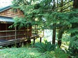 Tomyhoi Cabin at Silver Lake Park