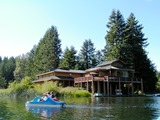 Lakeside Lodge at Silver Lake Park