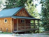 Kulshan Cabin at Silver Lake Park