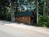 Larabee Cabin at Silver Lake Park