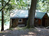 Sumas Cabin at Silver Lake Park