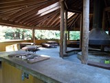 Maple Creek Picnic Shelter Interior