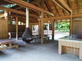 Silver Lake Park Group Camp Picnic Shelter