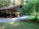 Red Mountain Picnic Shelter