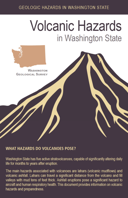 Volcanic Hazards Poster Opens in new window