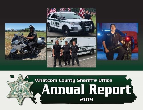 WCSO Annual Report Cover